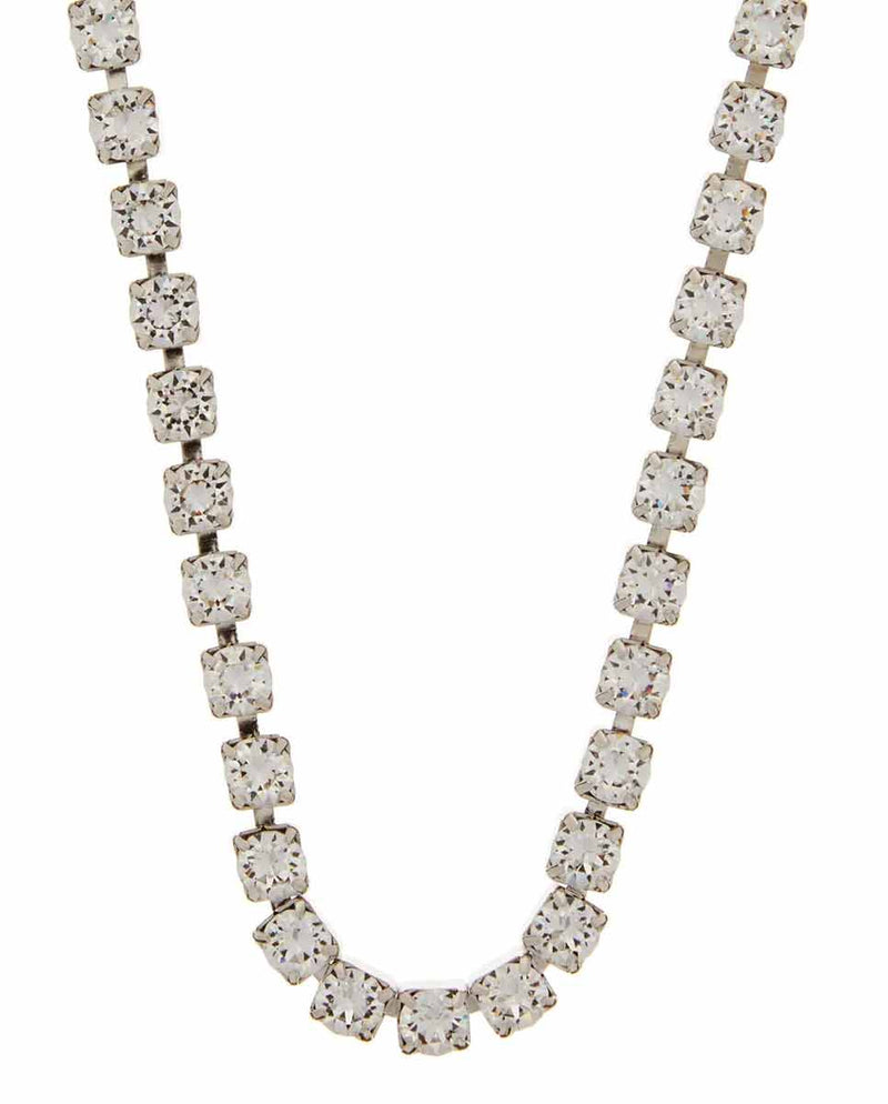 ISABEL MARANT Crystal necklace front-Diverse