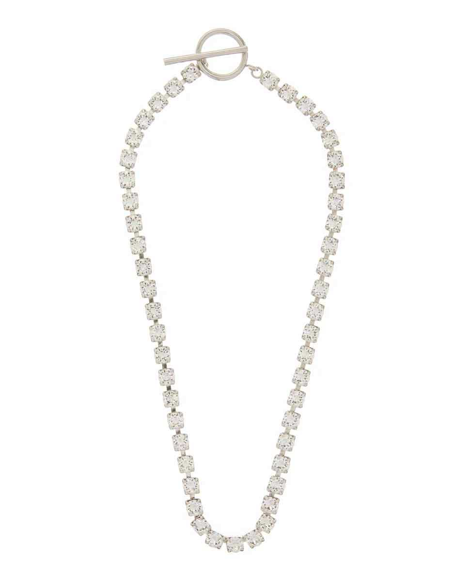 ISABEL MARANT Crystal necklace top-Diverse