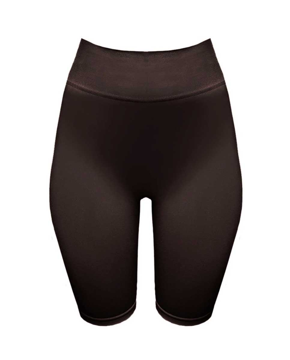 PRISM Open Minded shorts Chocolate Brown Front-DIVERSE