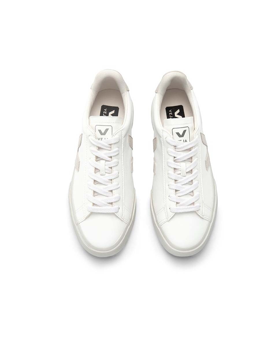 Veja Campo trainers white natural top-Diverse