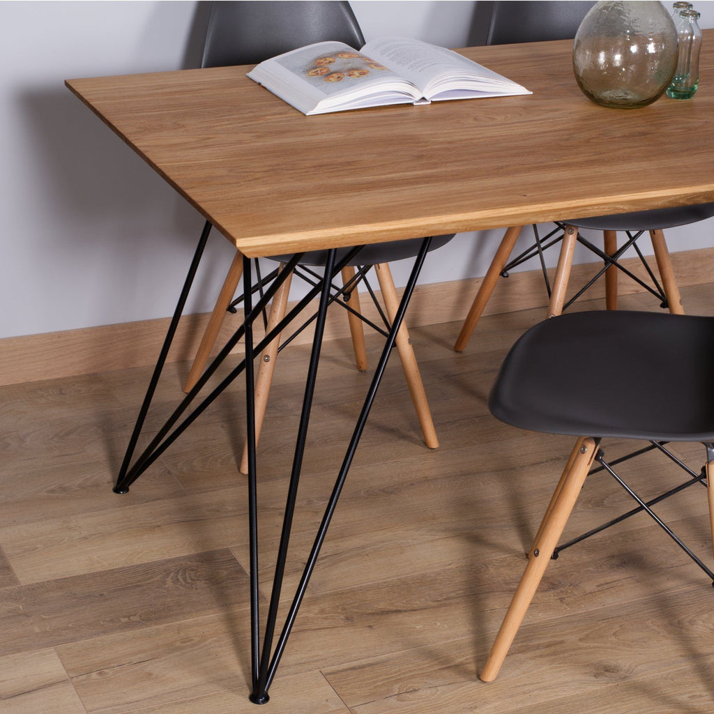 Double Cross Dining Table - Kube Designs