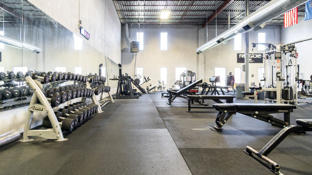 Obtain Strength Gym Tulsa