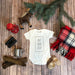 OUTDOORSY - Hipster Baby Bodysuit - Nature Baby
