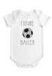 Soccer Baby Bodysuit - Future Ballers Collection