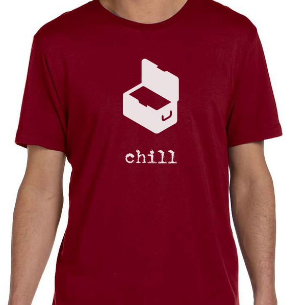 Chill - Mens Graphic Tee