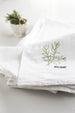 Herbs 1 Kitchen Towel 4-Set (ARU/CIL/PAR/ROS)