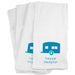 Happy Camper - Set of 4 Kitchen Towels