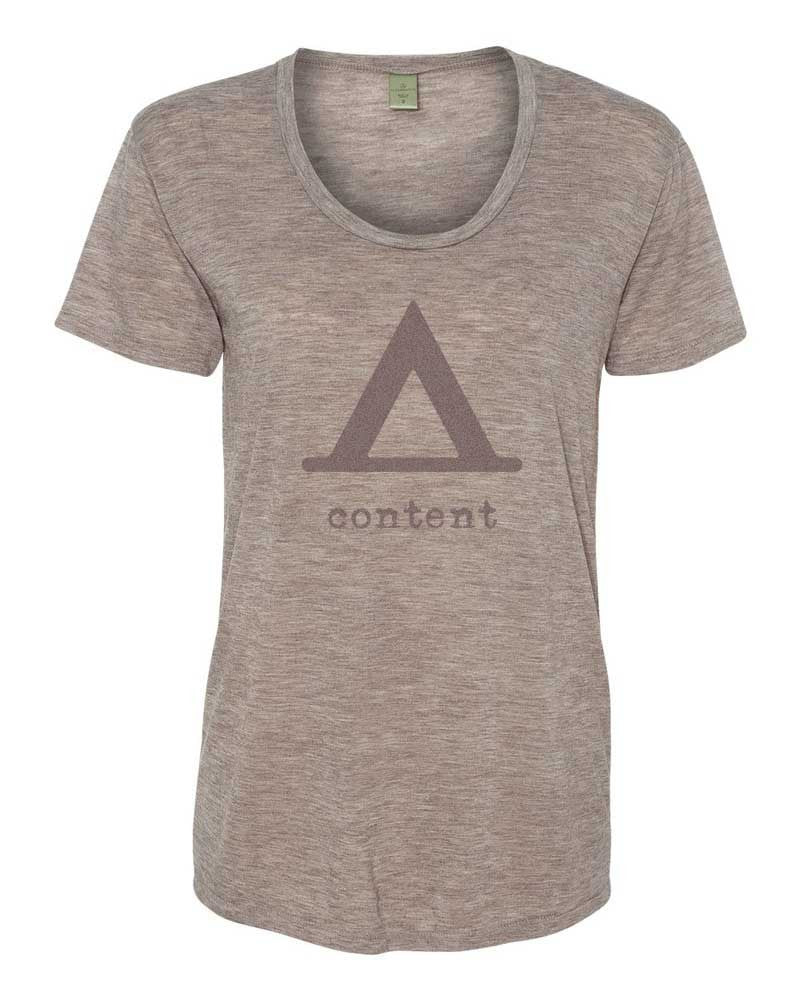 Content - Womens Graphic Tee