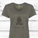Fired Up - Womens Graphic Tee