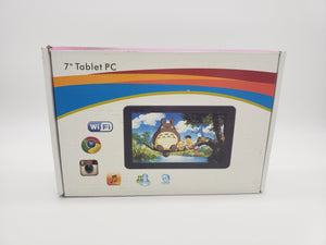 17 games built in. 7 Inch 8Gb Android System Rom Tablet Pc Christmas Kid Gift + FREE CASE -  - Sky & Fly - Sky & Fly