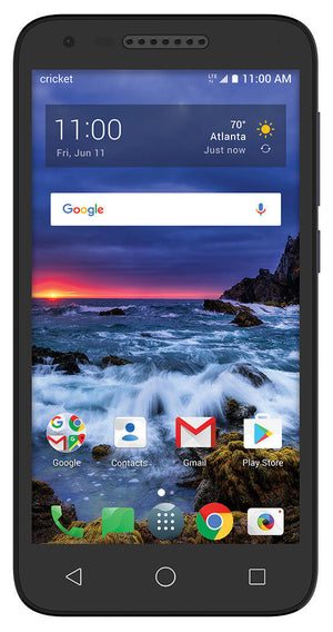 "Alcatel VERSO 5044C GSM Unlocked Smartphone 5.0"" Display 5 MP Cam 16 GB Memory - Cell Phones & Accessories:Cell Phone Accessories:Cases, Covers & Skins - Alcatel - Sky & Fly"
