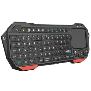 Seenda Mini Bluetooth Keyboard W Touchpad for Android OS Windows (QQ-Tech Version) - Wireless Charger - Sky & Fly - Sky & Fly