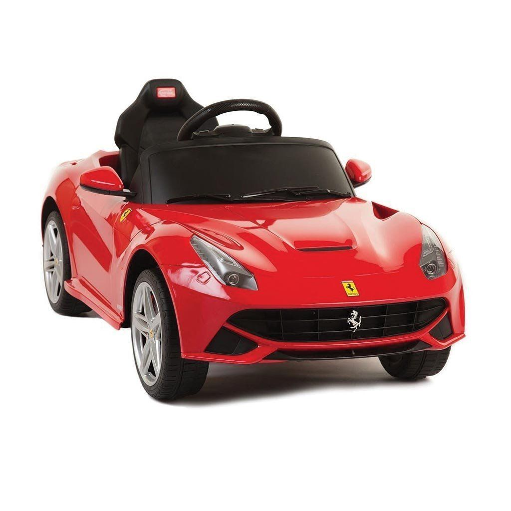 Ferrari F12 RC Electric Kids Ride On Toy Car With Parental Remote
