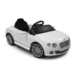 TechHype Kids Ride On Toy Car Bentley With Parental Remote Control (82100) - Kids Ride On Cars - Skytown Deals