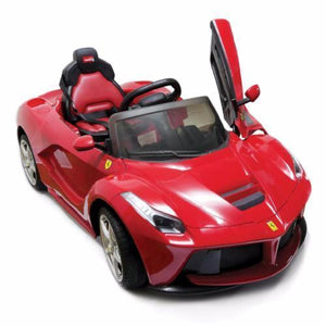 Ferrari LaFerrari Kids Ride On Toy Car With Parental Remote Control - Kids Ride On Cars - Skytown Deals