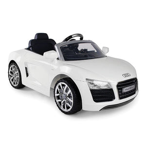 Audi R8 Electric Kids Ride On Toy Car with Parental Remote Control - Kids Ride On Cars - TechHype - Sky & Fly