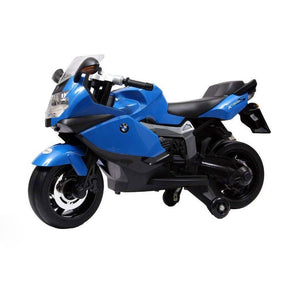 BRC Toys for Boys Kids BMW Ride on Motorcycle Electric Bike Birthday Gift White - Toy Cars - BMW - Sky & Fly