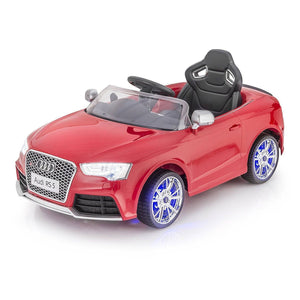 Audi 12V RS5 Electric Kids Ride On Toy Cars With Parental Remote Control - Kids Ride On Cars - TechHype - Sky & Fly