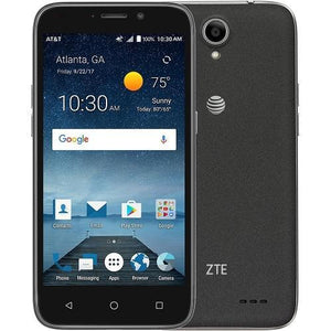Zte Maven 3 Unlocked 4g Lte Usa Latin & Caribbean Quad Core Z835 5mp Flash 8gb Android 7.1 LCD 5.0 Desbloqueado - Sky & Fly