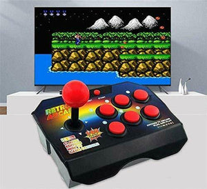145 Classic Games Retro Arcade Console 16-Bit 1 Player Handheld Portable for TV - Video Games & Consoles:Video Game Consoles - Sky & Fly - Sky & Fly