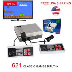 621 Games Built-in Mini Classic HDMI Game Console Gaming Entertainment -  - Sky & Fly - Sky & Fly