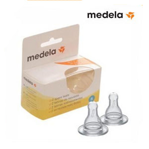 Medela Set of Teats 2-Pack