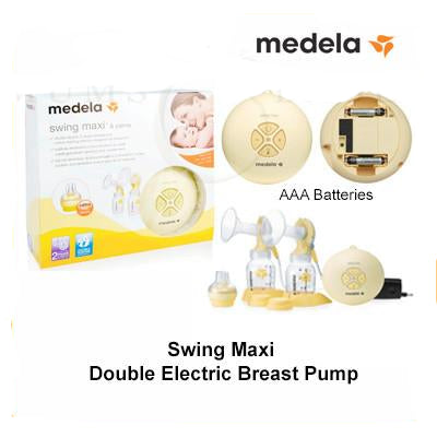 Medela Swing Maxi Double Electric Breast Pump Set