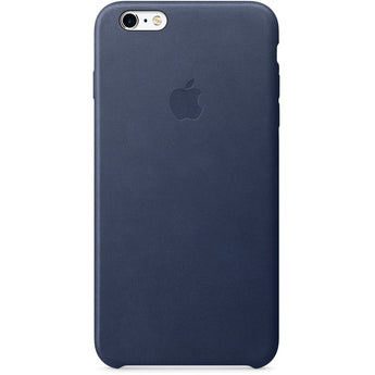 Midnight Blue Leather Case for iPhone 6 Plus, 6s Plus