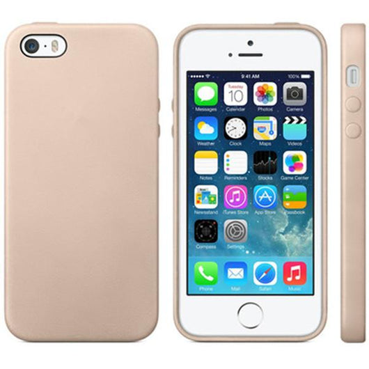 Pink Leather Case for 6 Plus/6s Plus