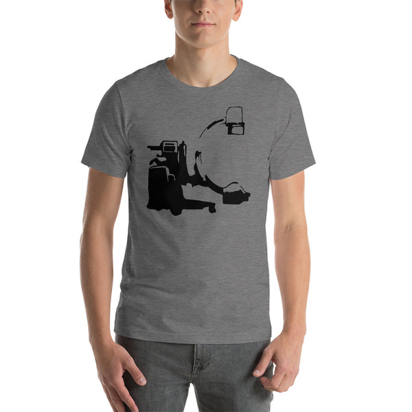 C-arm Short-Sleeve Unisex T-Shirt
