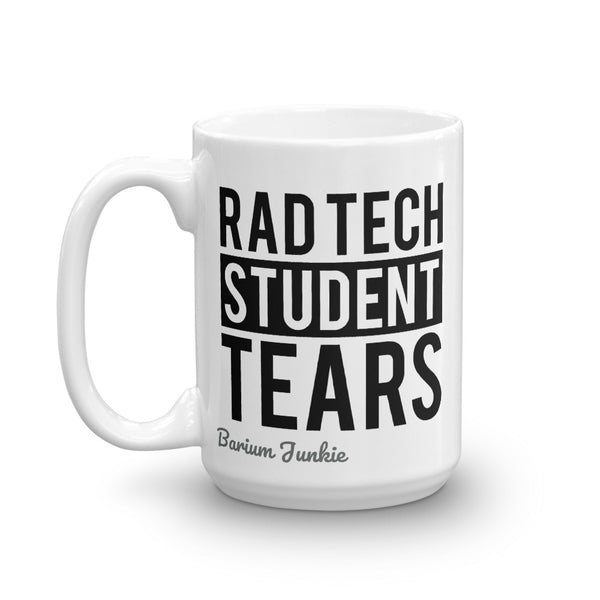 Rad Tech Student Tears Mug