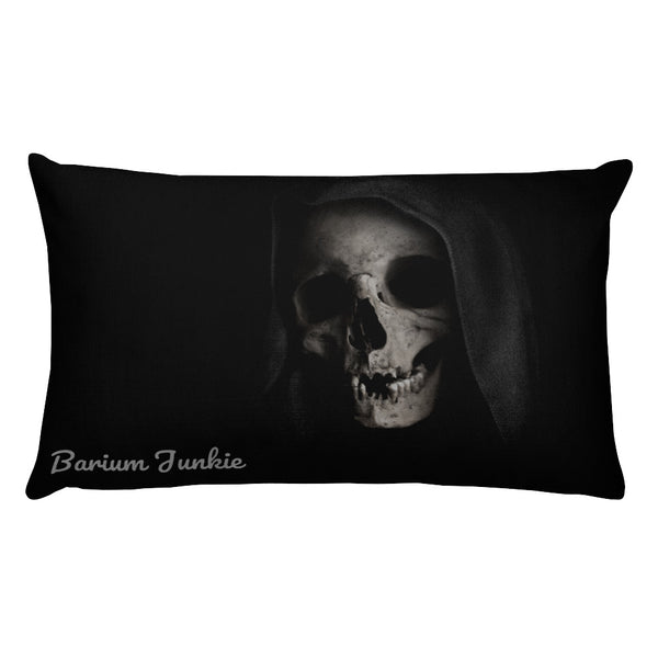 Grim Reaper Rectangular Pillow