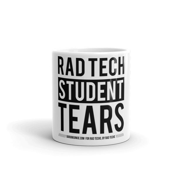 Student Tears Mug One Sided