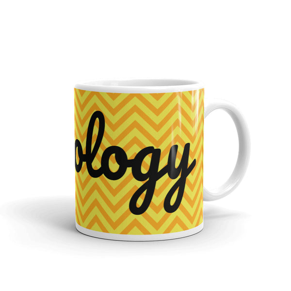 Radiology Mug (Yellow)