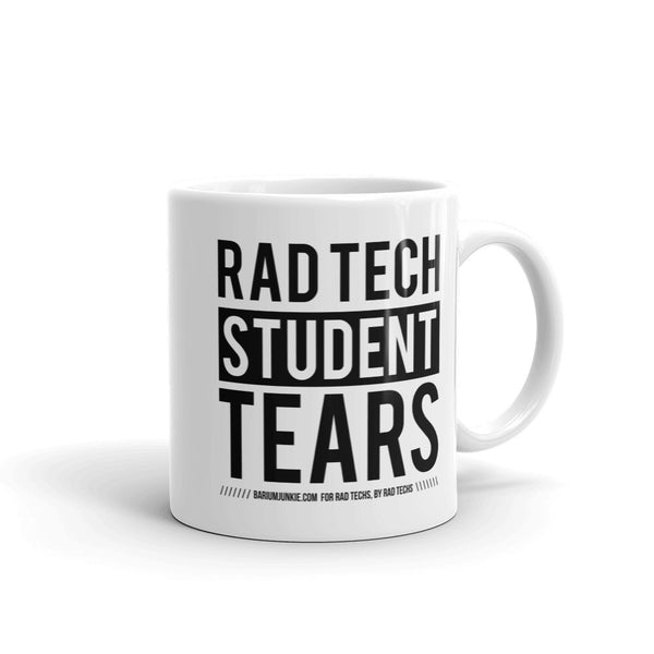 Student Tears Mug Two Sided
