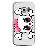 Cute Girl Skull Phone Case