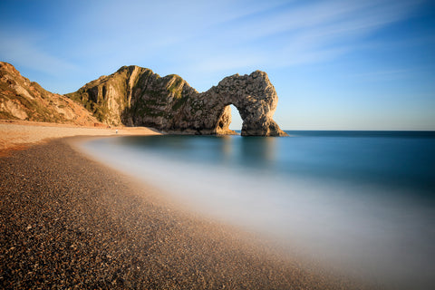 Durdle Door with LEE Super Stopper and LEE 0.6 ND Soft Grad