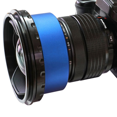 Adaptor Ring for Olympus 7-14mm Pro Lens - 100mm System