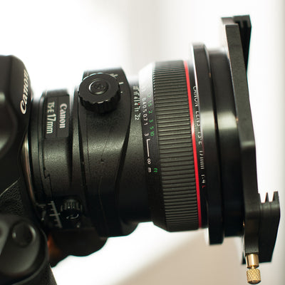 Adaptor Ring for Canon 17mm TS-E Lens - 100mm System