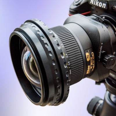 Adaptor Ring for Nikon 19mm PCE Lens - 100mm System