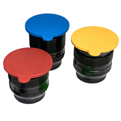 Lens Caps for Seven5 System