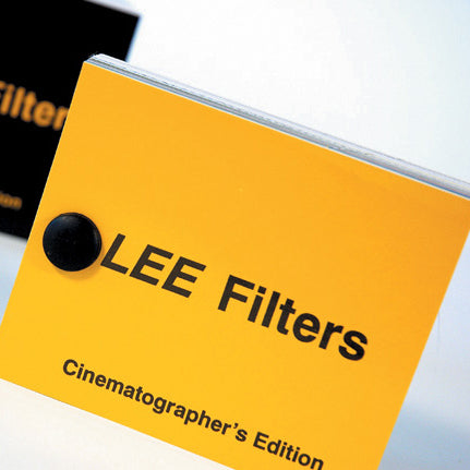 LEE Filters Lighting Swatch Book - Cinematographer's Edition