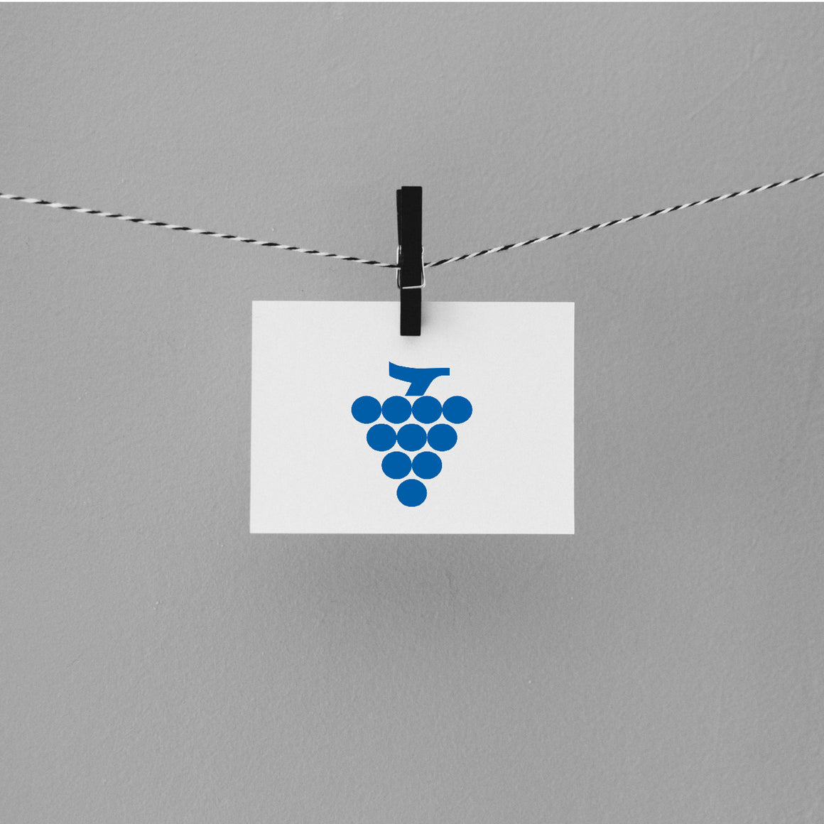 Winery Rubber Stamp