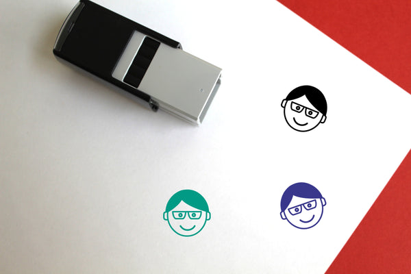 Father Self-Inking Rubber Stamp