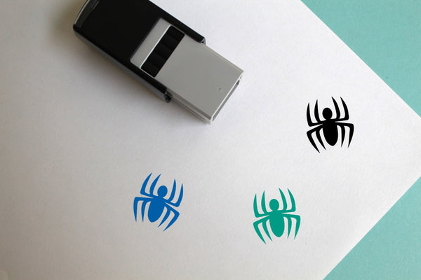 Spiderman Self-Inking Rubber Stamp