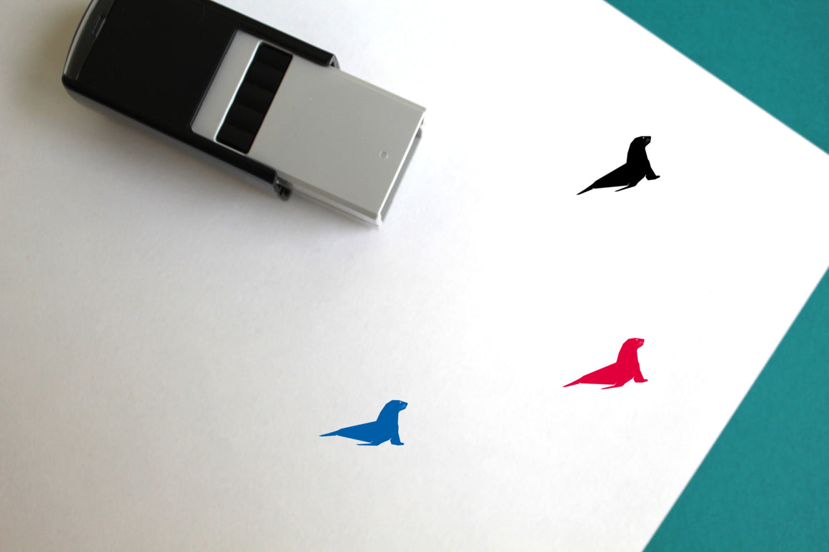 Seal Self-Inking Rubber Stamp