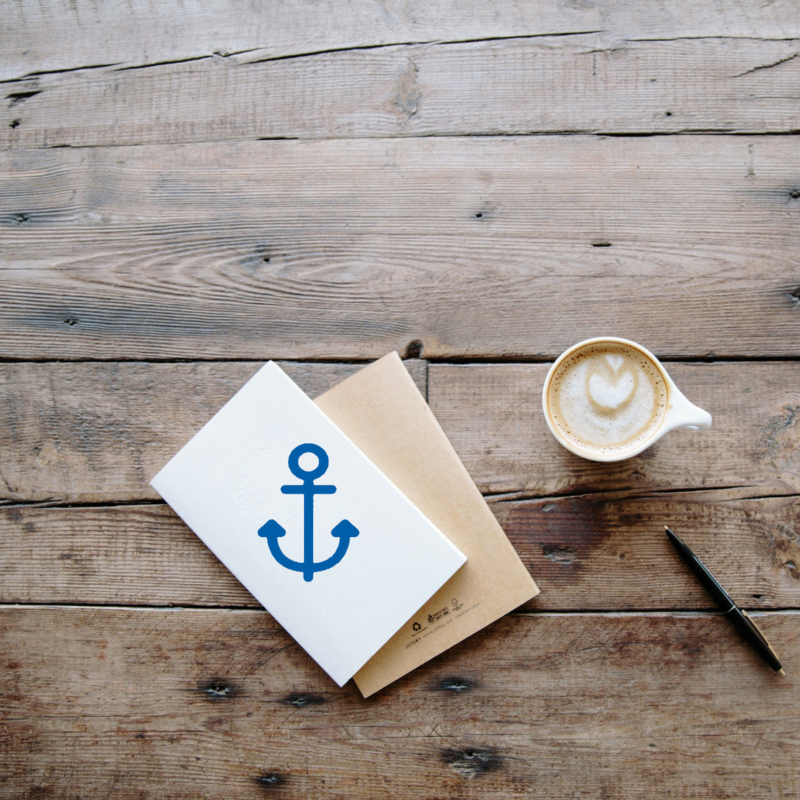 Anchor Rubber Stamp