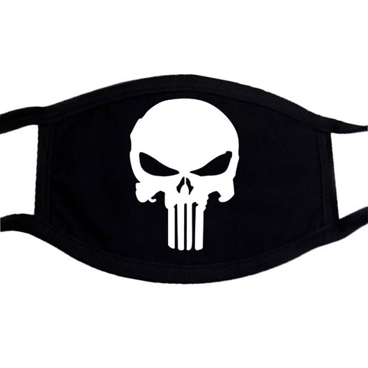 Masque barrière punisher