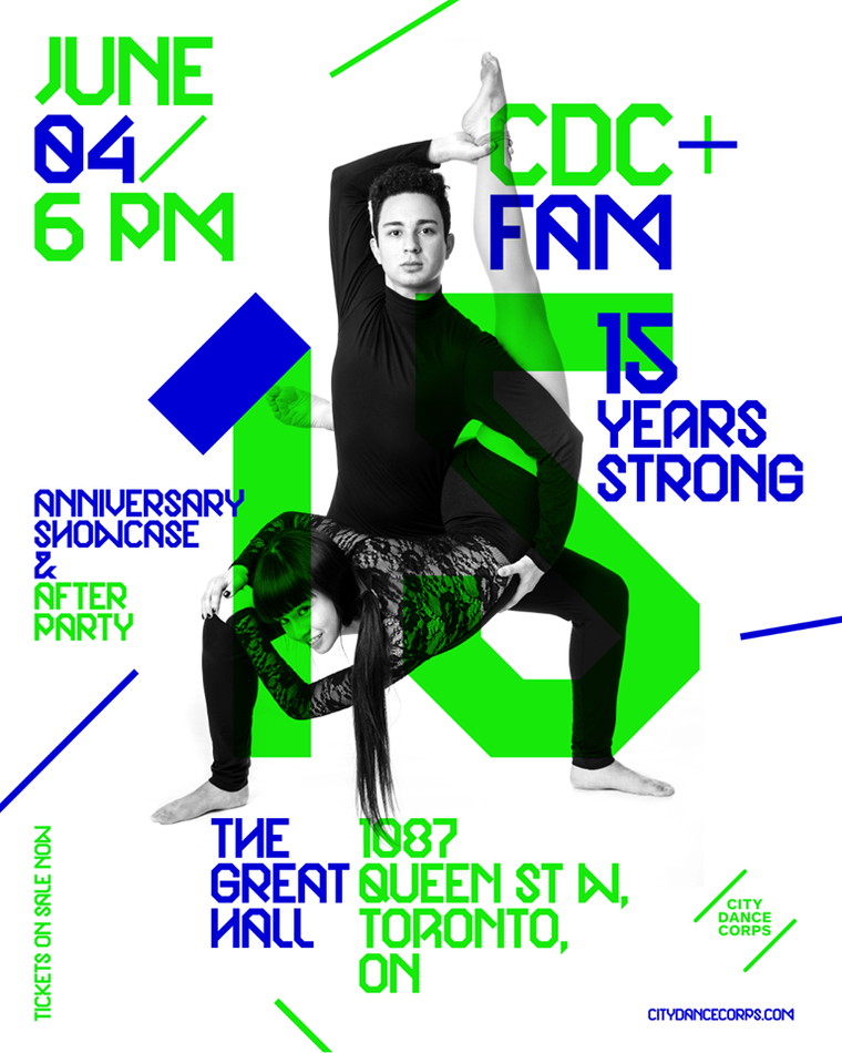 CDC & FAM - 15 Years Strong Anniversary Showcase