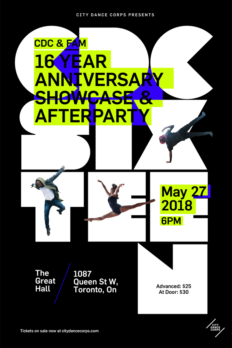 'CDC & FAM' 16th Anniversary Showcase. Youth Hip Hop.